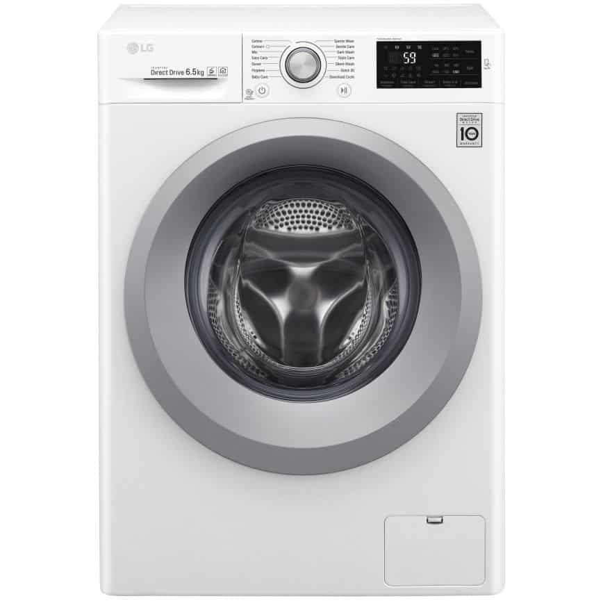 LG F2J5WN4W Elöltöltős keskeny mosógép
