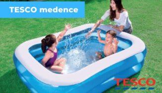 Tesco medence árak – merevfalú, felfújható és gyerekmedencék