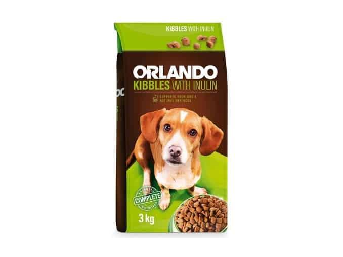 Probiotikus szárazeledel kutyáknak