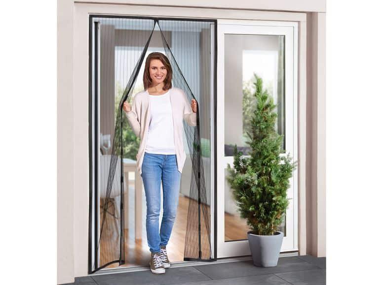 lidl Mágneses szúnyogháló ajtóra
