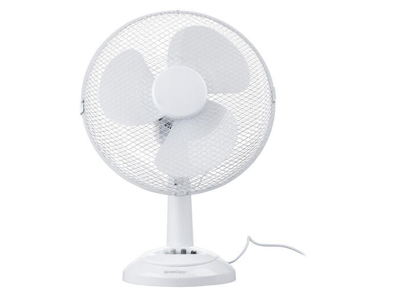 silvercrest asztali ventilátor lidl