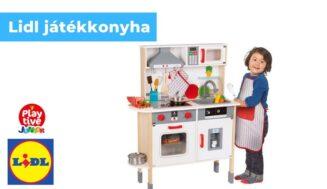 Lidl játékkonyha – főzőcske profi módon
