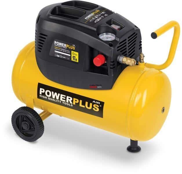 kompresszor powerplus tesco