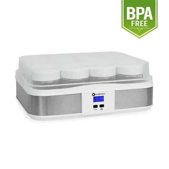Klarstein Gaia joghurtkészítő gép