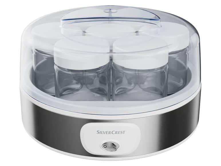 silvercrest-joghurtkészítő gép