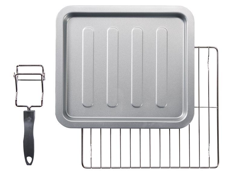 silvercrest-mini-sütő tálca