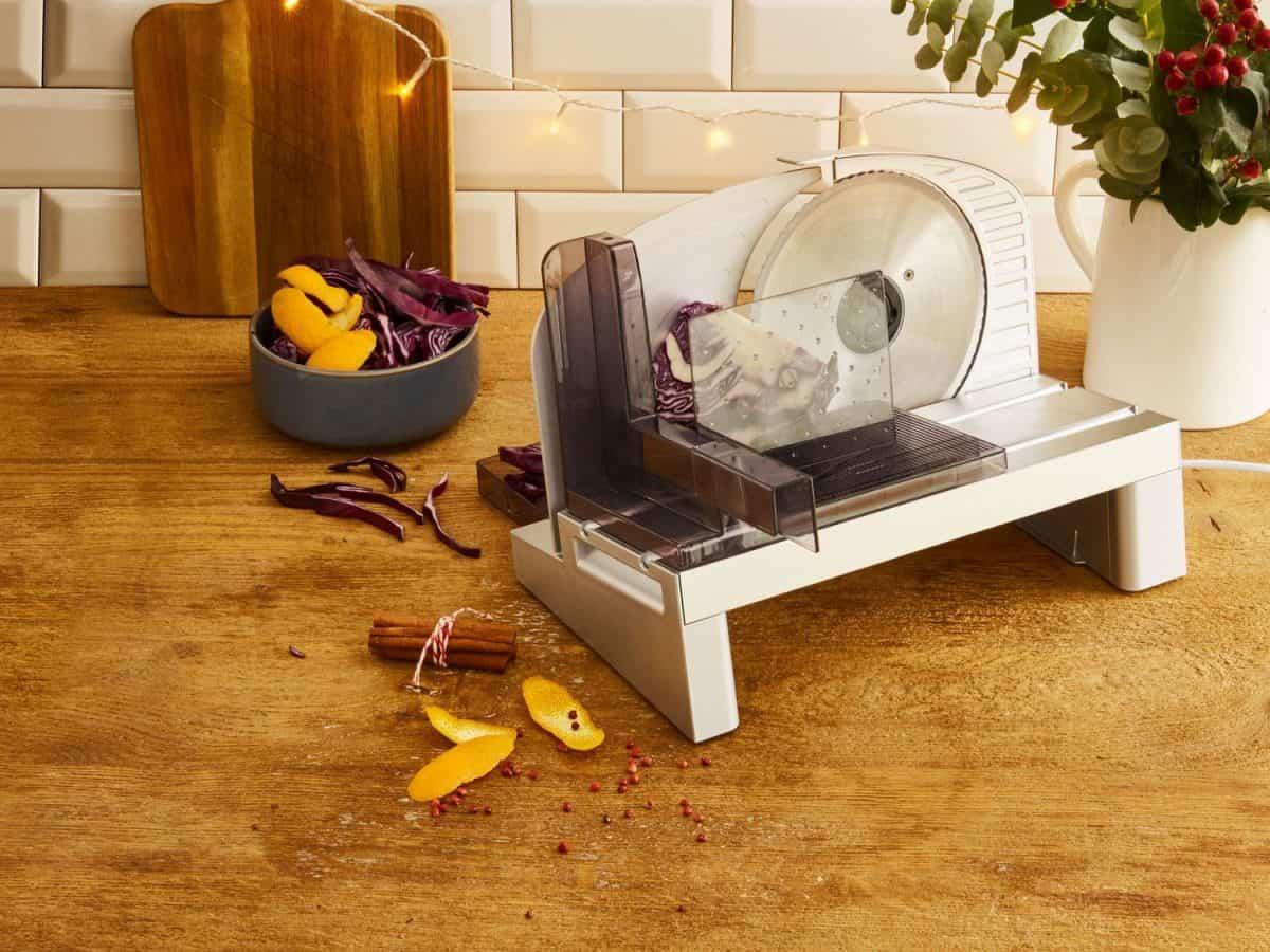 Silvercrest szeletelőgép